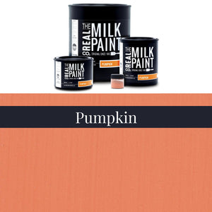 Milk Paint - The Orange Collection, All Natural VOC-free Finish