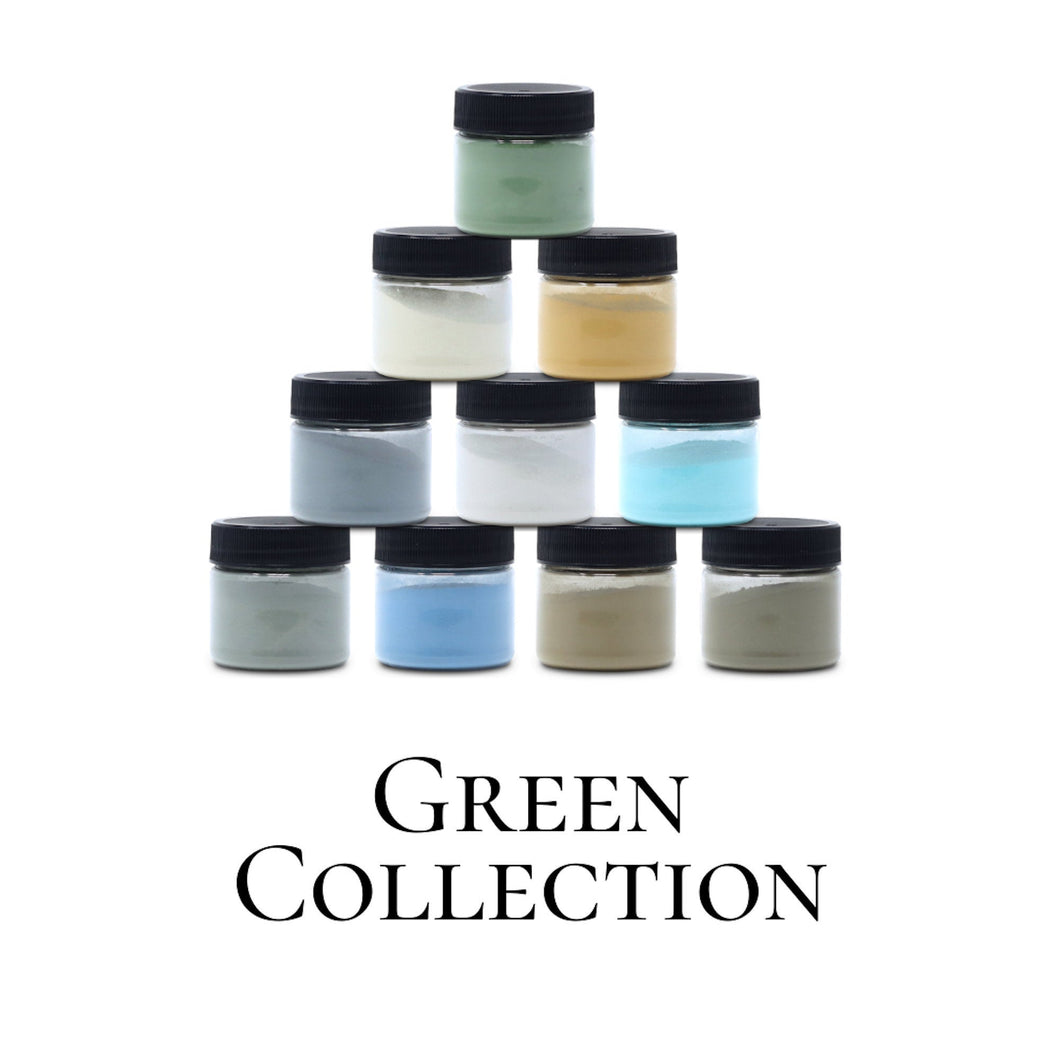 Milk Paint - The Green Collection, All Natural VOC-free Finish