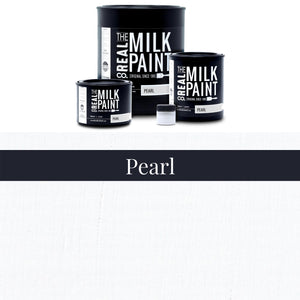 Milk Paint - The White Collection, All Natural VOC-free Finish