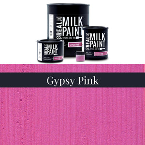 Milk Paint - The Pink Collection, All Natural VOC-free Finish