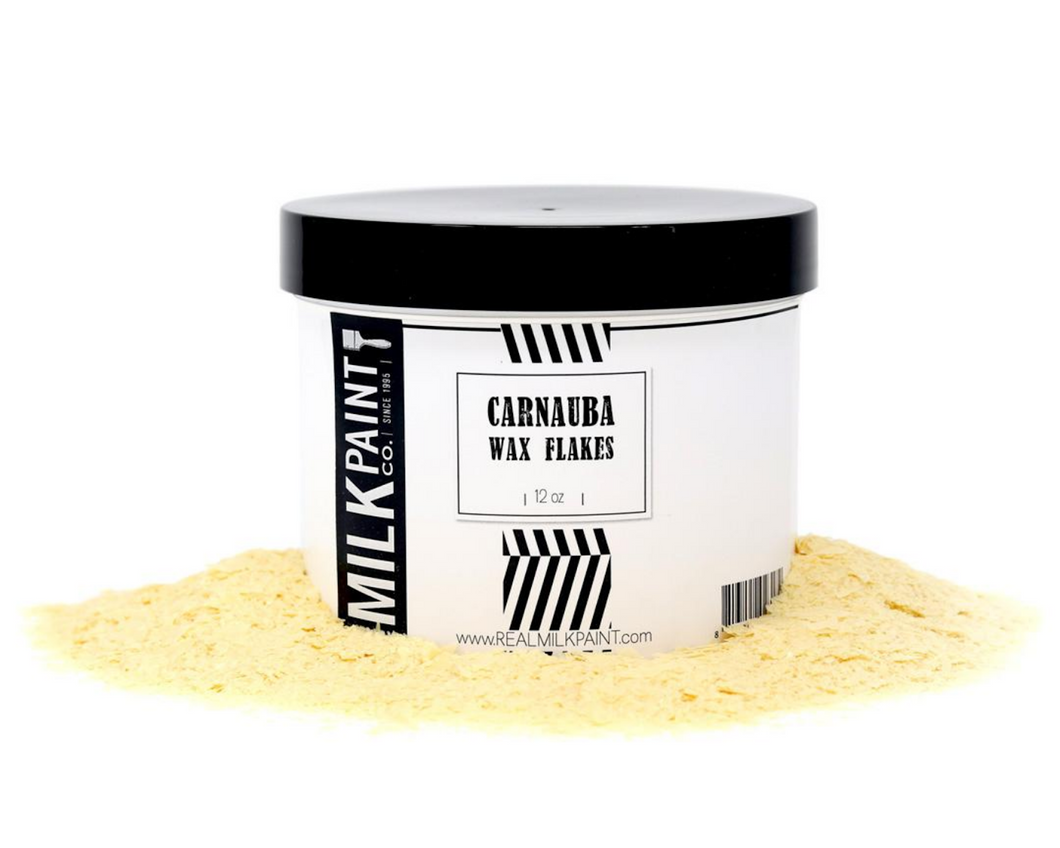 Carnauba Wax Flakes