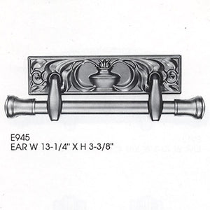 Steel Extension Casket Handle, EAR, Magic Lamp