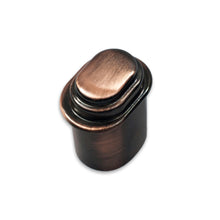End Cap, 1-1/4 inch Oval