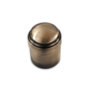 Casket Handles, End Cap, Tip, 1-1/2 inch Round, Antique Finish