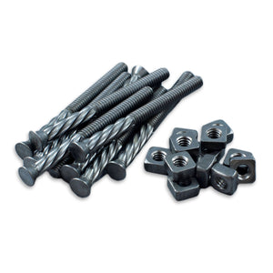Wheel Bolts, Handle Bolts, Concealed Bolt Head, Tire Bolt