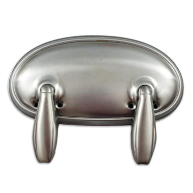 Casket Handles, Oval Lug with 2 Swing Bar Arms, Oval Handle