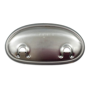 Casket Handles, Oval Lug with 2 Swing Arms, Bar Handle