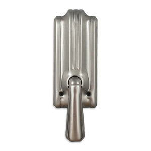 Casket Handles, Art Deco Lug with Single Swing Arm, Bar Handle