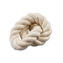 Twisted Cotton Rope, 1-1/4 Inch, 3 Strand, Natural