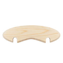 Lugs, Wooden, Swingbar Handle Bracket Cover, Queen Anne