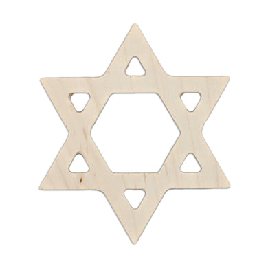 Star of David, Orthodox, Casket Accessory