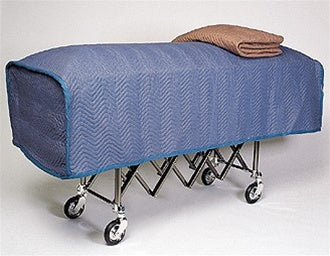 Quilted Casket Cover