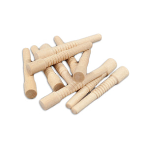 Mini X Miller Dowels, Wooden Dowels, 100 Pack
