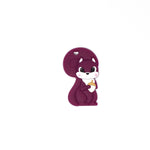 Load image into Gallery viewer, Squirrel Silicone Teether - BPA Free