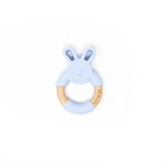 Load image into Gallery viewer, Bunny Ear Teether -  Cute Baby Shower Gift