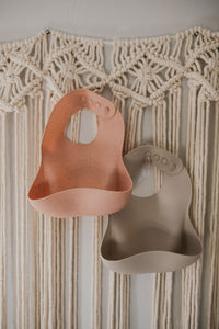 Baby Bar & Co. Silicone Baby Meal Bibs
