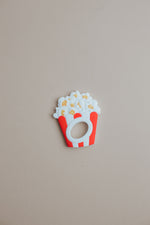 Load image into Gallery viewer, Popcorn Silicone Teether- BPA Free
