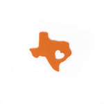 Load image into Gallery viewer, Aggie, Longhorn, & Baylor Texas Teether - Modern Baby Shower Gifts