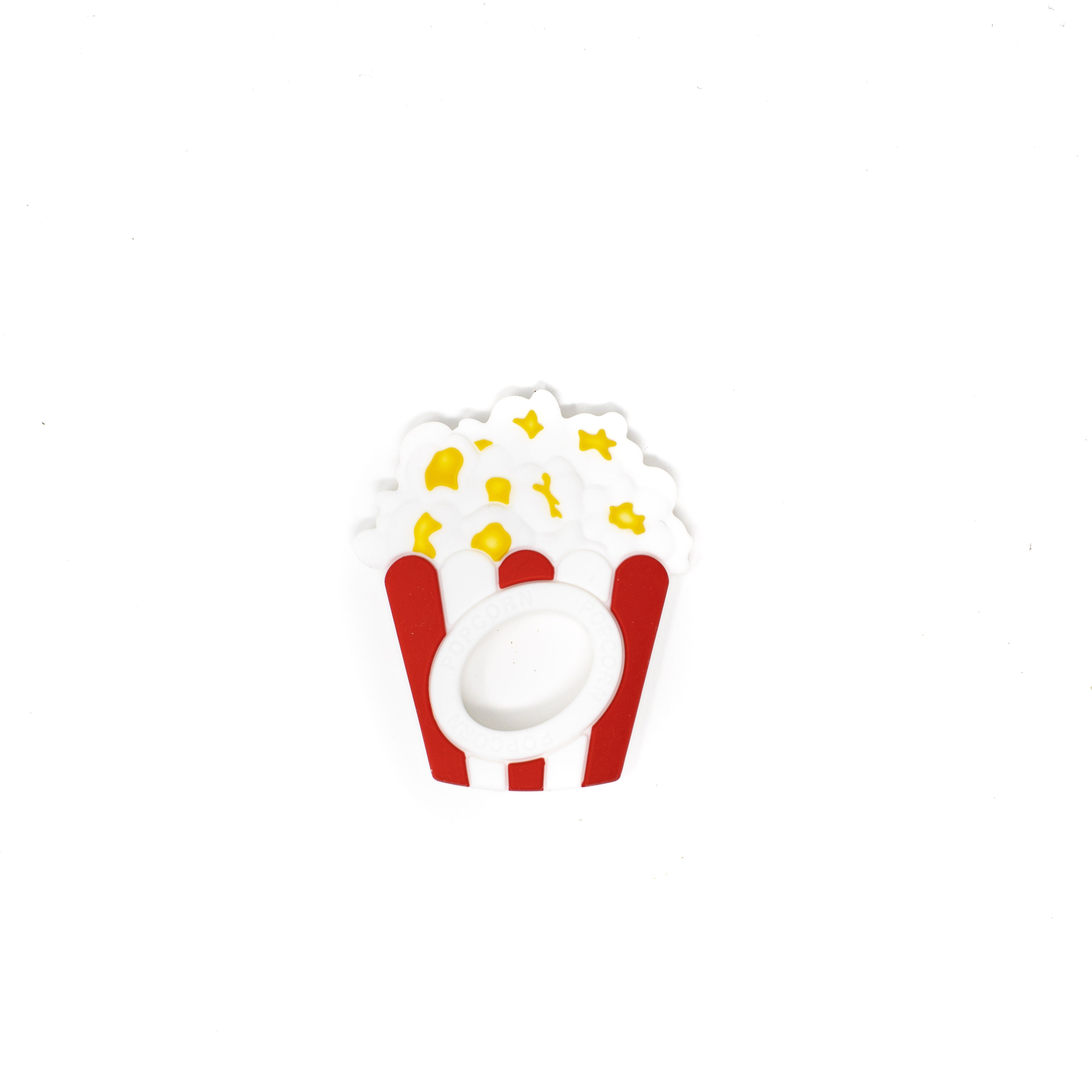 Popcorn Silicone Teether- BPA Free