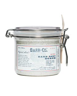 Barr-Co Hand and Body Scrub  - Original Scent