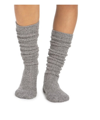 Barefoot Dreams Cozy Chic Women's Ribbed Socks
