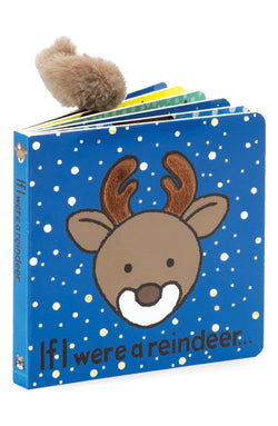 'If I We're a Reindeer' Board Book