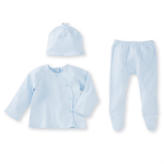 Take Me Home Knit Set- 0-3 Months