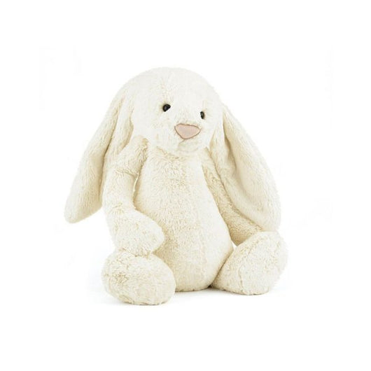 JellyCat - Large Bashful Cream Bunny