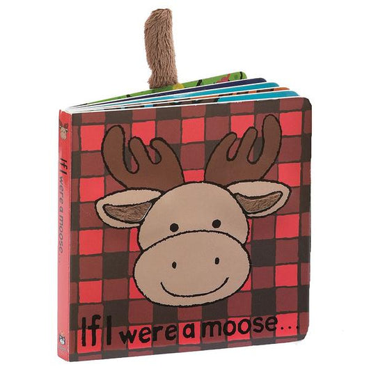 'If I were a moose' Board Book