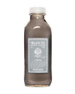 Barr-Co Large Jar Bath Salts- Sugar and Cream