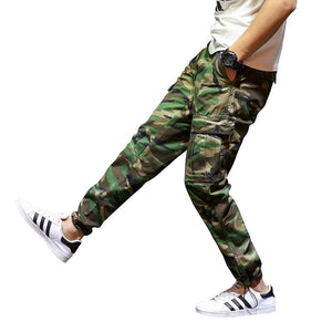 Hunter Cargo Pants-Pants-BitTrend