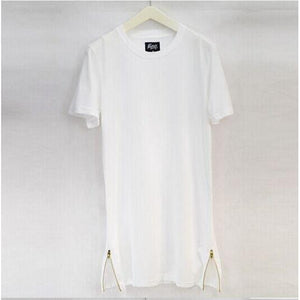Reuben Willis Short Zip T-Shirt-T-Shirt-BitTrend