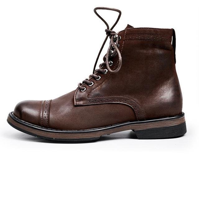 Jean-Pierre Vintage Boots-Boots-BitTrend