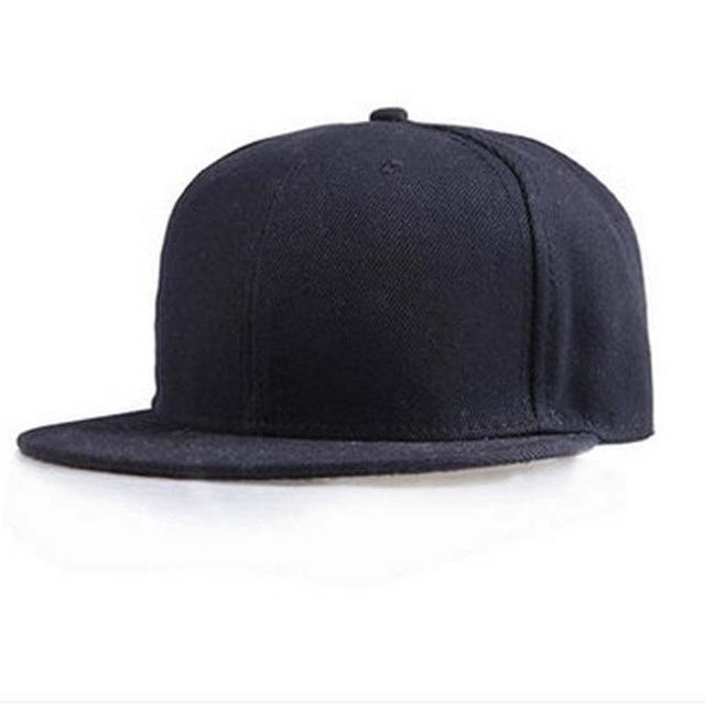 Luther Snapback Baseball Cap-Caps-BitTrend