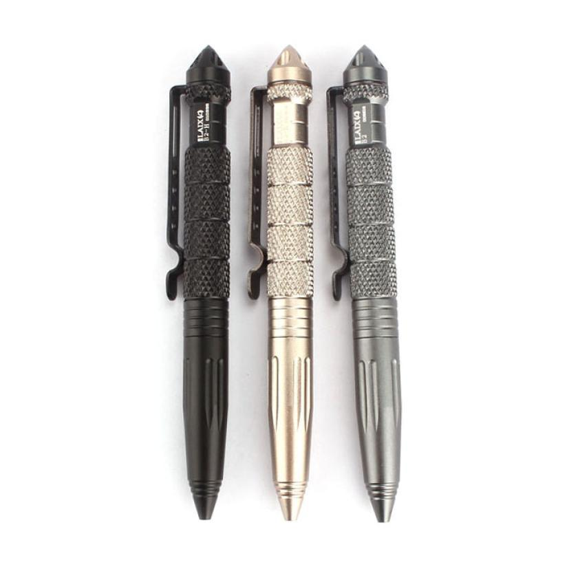 Aluminum Tactical Pen-Equipment-BitTrend