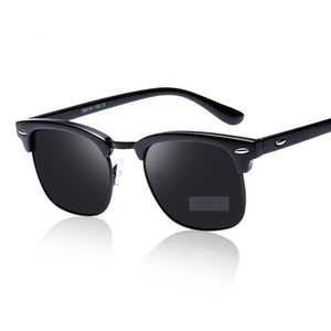 Ecstasy Oval Polarized Sunglasses-Sunglasses-BitTrend