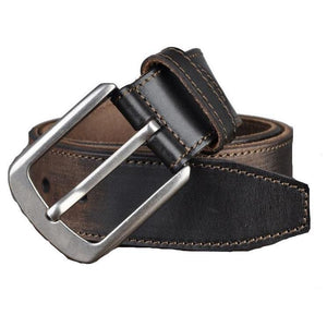 Vaughan Leather Tanned Belt-Belts-BitTrend