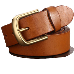 Singleton Leather Belt-Belts-BitTrend