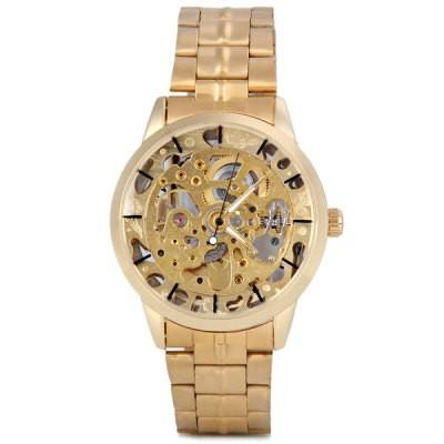 Jungle Wolf Mechanical Watch-Watch-BitTrend