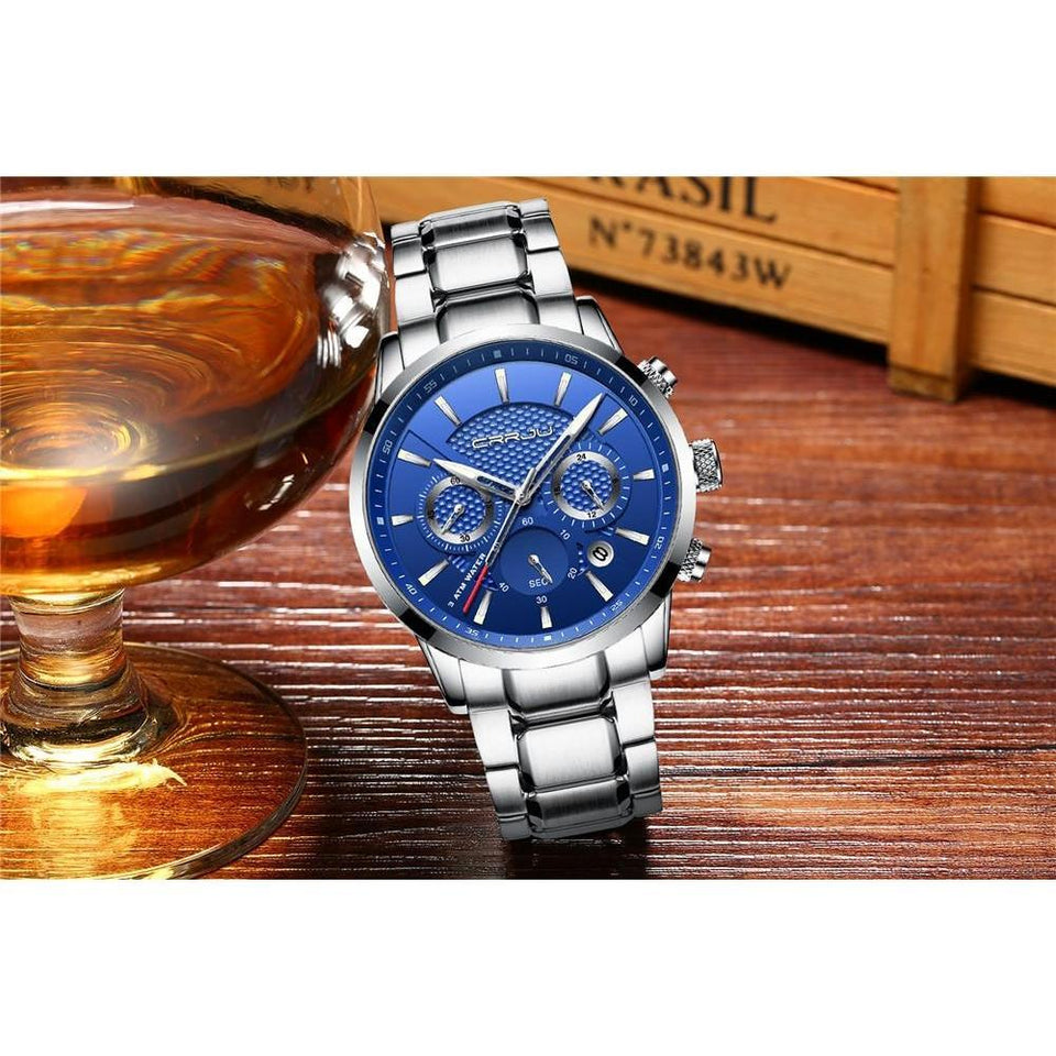 Lean Mantis Chronograph Watch-Watch-BitTrend