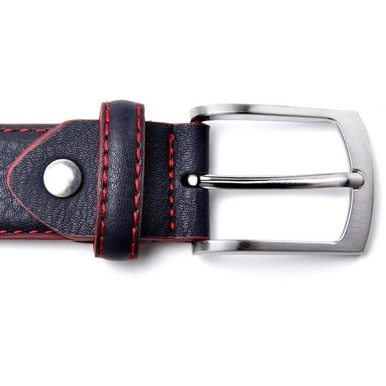 Hoffman Italian Leather Belt-Belts-BitTrend