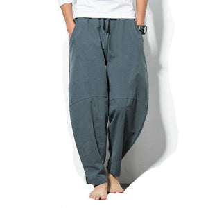 Dusk Rider Casual Pants-Pants-BitTrend