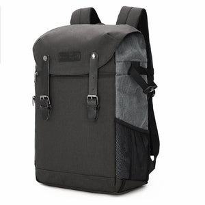 Emanuele Candella Waterproof Backpack-Backpack-BitTrend