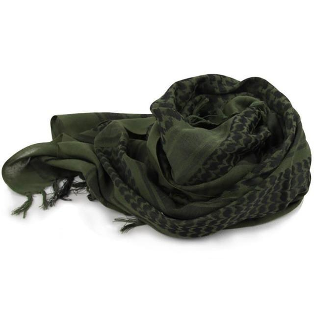 Holt Windproof Tactical Scarf-Scarves-BitTrend