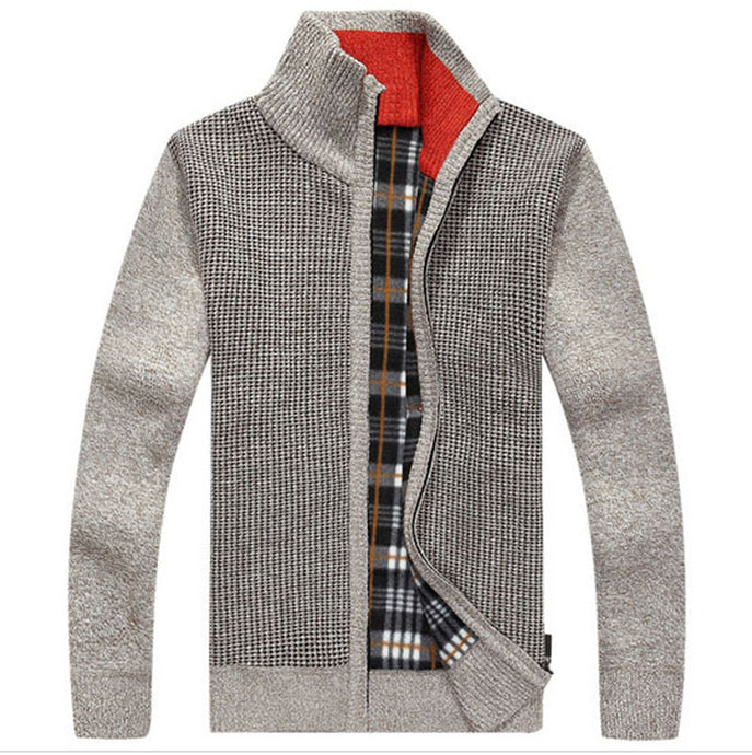 Calum Bourne Knit Cardigan