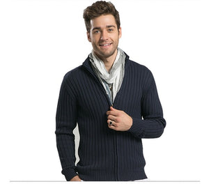 Calum Smith Wool Cardigan