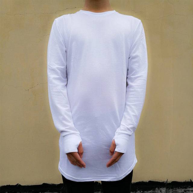 Corey Smoth Extended Longline Tee