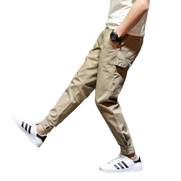 Sylvester Cargo Pants-Pants-BitTrend