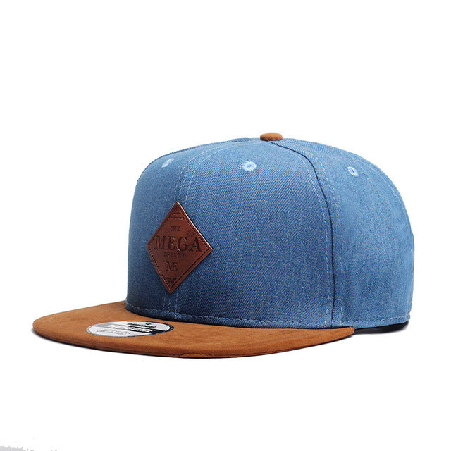 Dexter Embroidery Baseball Snapback-Caps-BitTrend