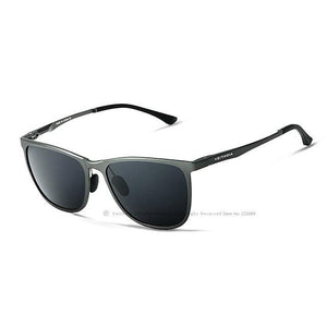 Whisper Retro Aluminum Sunglasses-Sunglasses-BitTrend